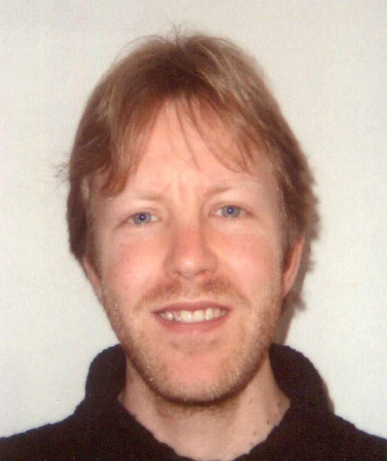 image of Colin Preston