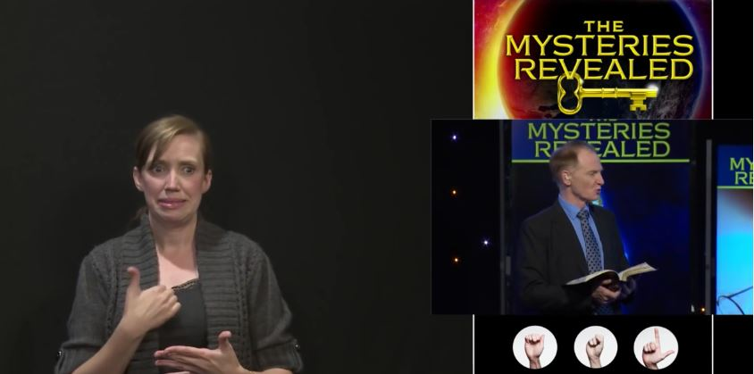#1 Can God be Trusted- Revelation Today - The Mysteries Revealed